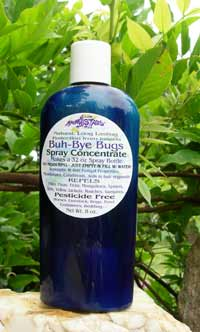 Buh Bye Bugs Fly Spray Concentrate