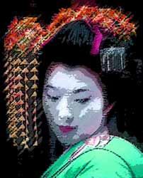 Amazoncom geisha kimono